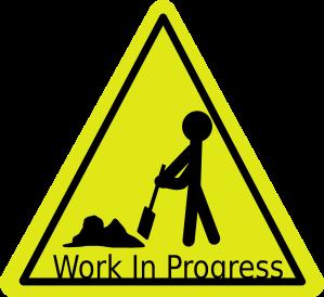 Travail en cours